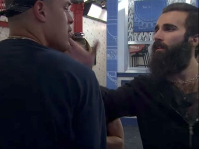 'Big Brother' Contestant Paul Abrahamian Bitch Slaps House Guest