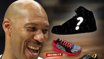LaVar Ball: I'm Making My Own BBB Shoe, At Least $1,500!