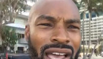 Tyson Beckford Fires Back After Catching Backlash from Irma