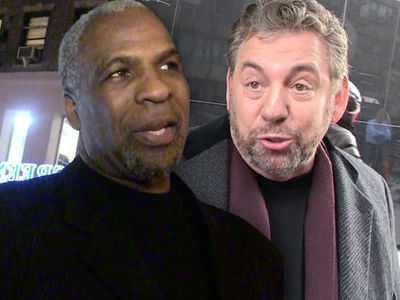 Charles Oakley Blasts James Dolan, Knicks In Scathing New Lawsuit