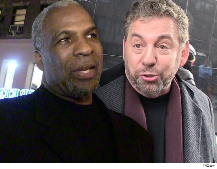 Image result for Charles Oakley files civil lawsuit against James Dolan, calls Knicks 'a laughing stock'