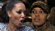 Mel B, Cops Say Text Messages to Siya are NOT Witness Intimidation