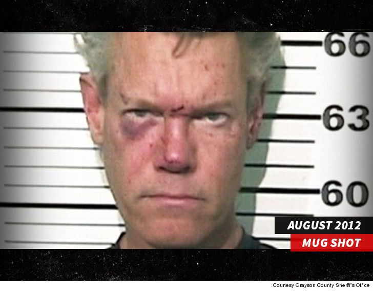 Footage Of Randy Travis' DWI Arrest Released