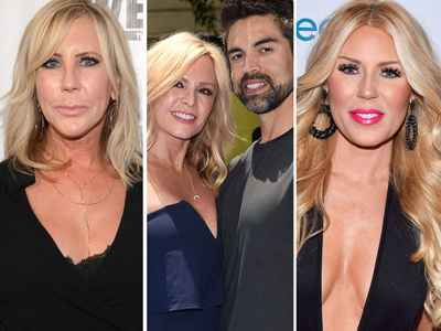 Tamra Judge Slams 'Real Housewives' Co-Stars for 'Staging' Convo to Out Her Husband