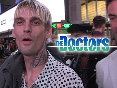 Aaron Carter Stormed Off 'The Doctors' Set at Mention of Rehab (UPDATE)