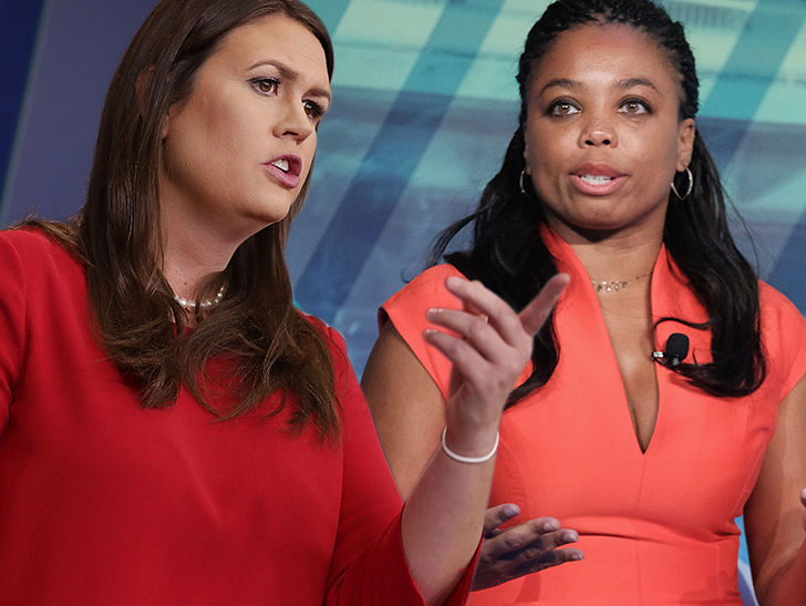 White House Press Sec: ESPN Should Fire Jemele Hill Over Anti-Trump Comments