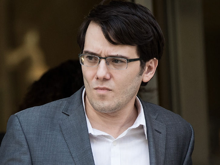 Martin Shkreli Arrested, Bail Revoked for Hillary Clinton Threat