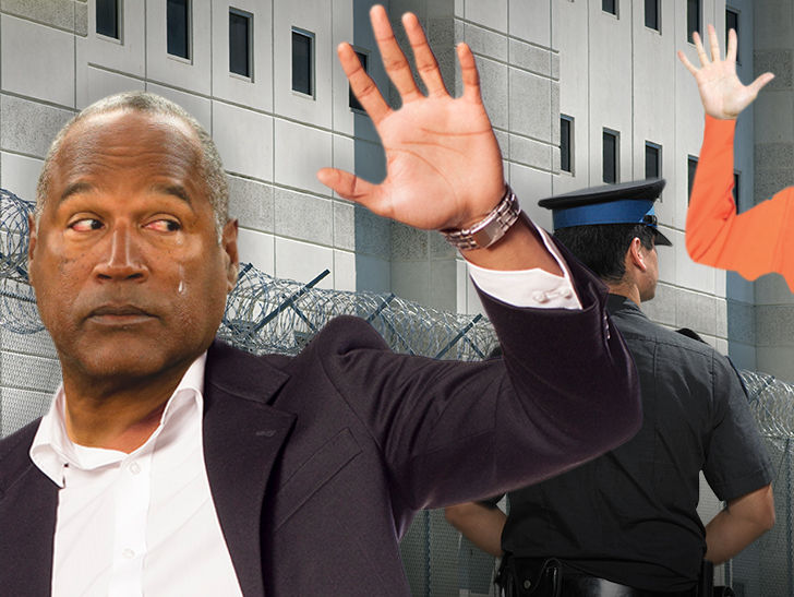 O.J. Simpson Walks Out Of Nevada Prison A Free Man | Star