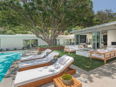 Cindy Crawford, Rande Gerber Buy Ridiculously Baller Beverly Hills Estate!!!