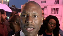 Tyrese Hospitalized with Chest Pains, Dehydration