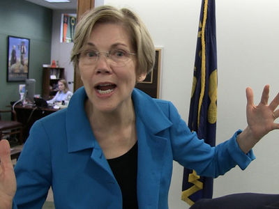 Senator Elizabeth Warren Makes Emotional 'Medicare for All' Plea