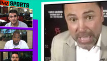 Oscar De La Hoya Suggests Canelo Will Break $50 Mil for GGG Fight
