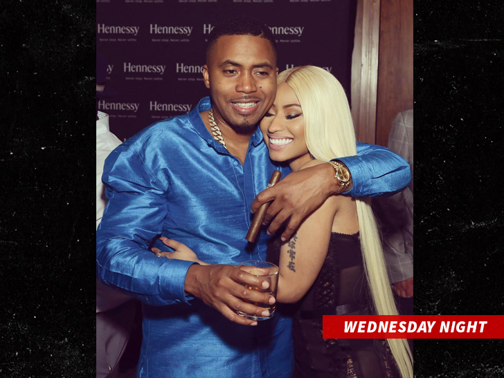 Image result for nas and nicki minaj