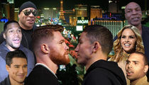 Canelo vs GGG: Chris Brown, Michael Strahan, & LL Cool J Headline Celeb Guest List
