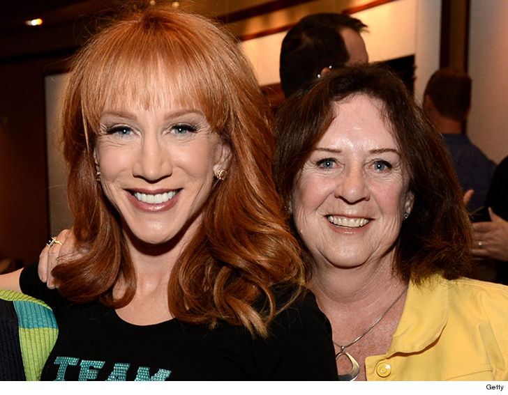 Kathy Griffin's Sister Joyce Has Died After Battling Cancer