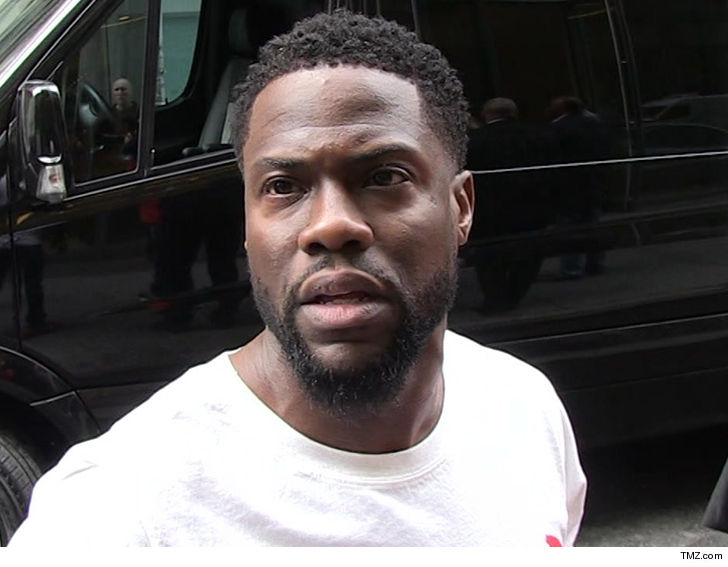 Woman Featured in Kevin Hart Extortion Video Agreed to Lie Detector Test