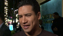 Mario Lopez Assaulted at Vegas Spa ... Cops Called