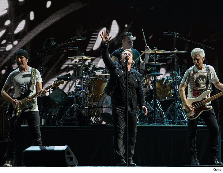 Bono speaks up on U2's St. Louis show axing