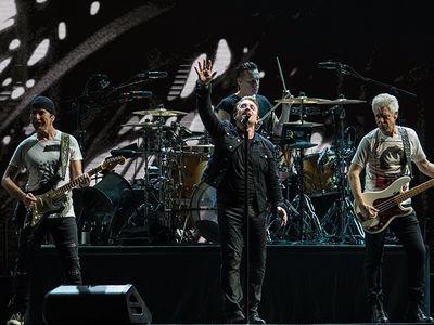 U2 Cancels St. Louis Show Due to Violent Protests
