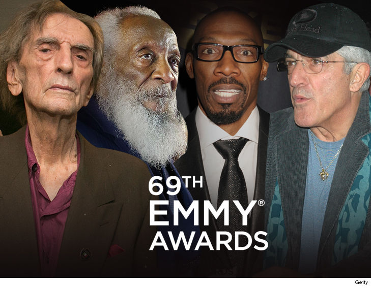 Charlie Murphy's Rep Is Disappointed with the Emmys for 'In Memoriam' Snub