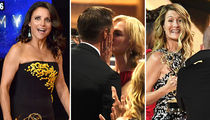 Primetime Emmy Awards -- Behind the Scenes Photos