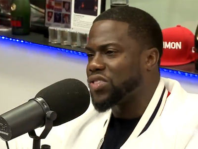 Kevin Hart Swore Off Cheating Because too Risky He'd Get Caught