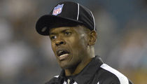 NFL Line Judge Under Investigation for Domestic Violence, Denies Wrongdoing