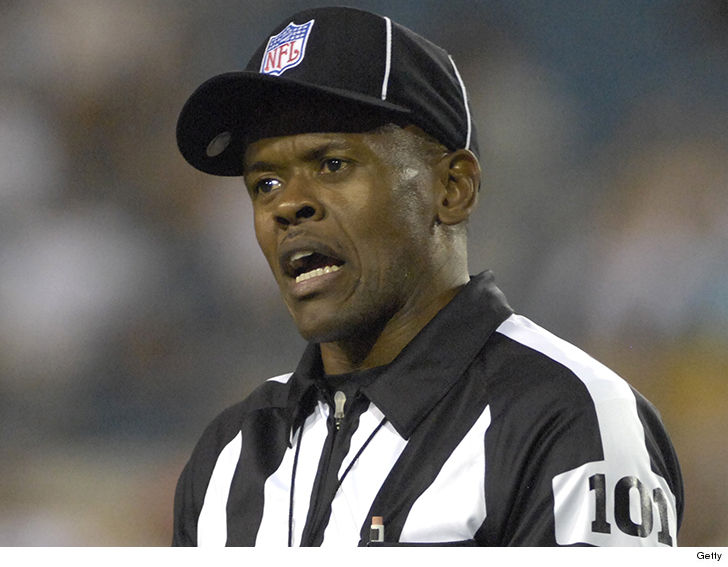 National Football League investigating domestic violence accusation against line judge