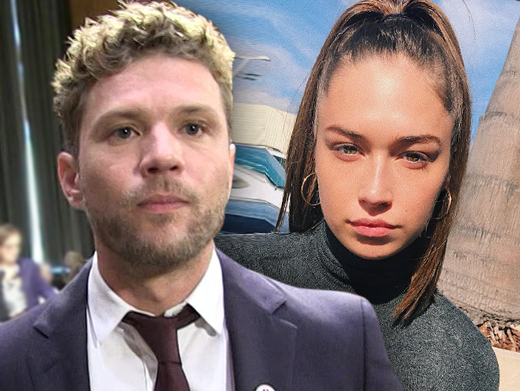 Ryan Phillippe accused of assaulting ex-girlfriend Elsie Hewitt