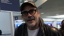 'The Walking Dead' Star Jeffrey Dean Morgan Says Emmys 2017 Went Easy on Trump