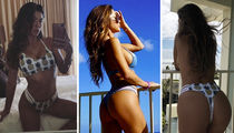 Sexy Swimsuit Shots From Arianny Celeste's Oahu Vacay ... Aloha!