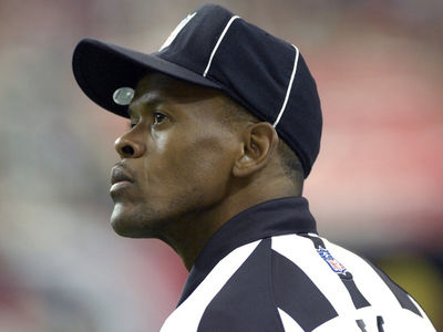 NFL Investigating Domestic Violence Claims Against Line Judge Carl Johnson