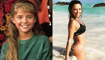 Al in 'Step By Step' All Grown Up -- See Her Hot Bikini Photos