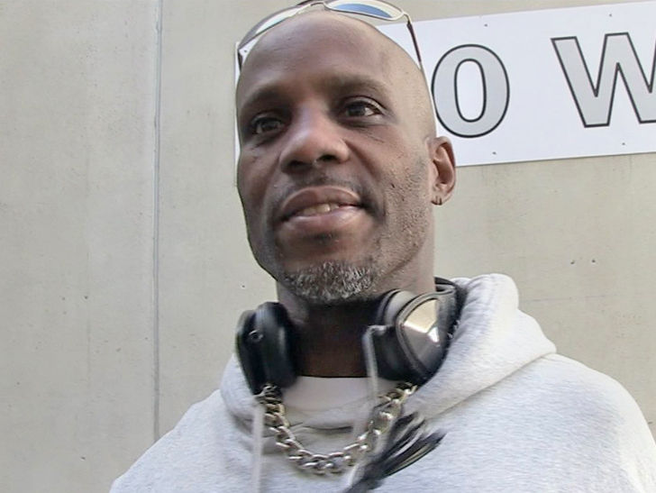 DMX Is Clean & Sober Finally But Staying In Rehab