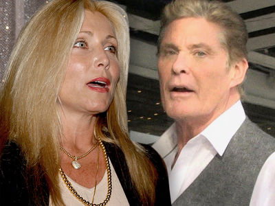 David Hasselhoff's Ex-Wife Says She Deserves His Alimony for Work She Did During Marriage