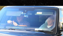 Wayne Rooney: No Driver's License? No Problem! I Got Chauffeur Money!