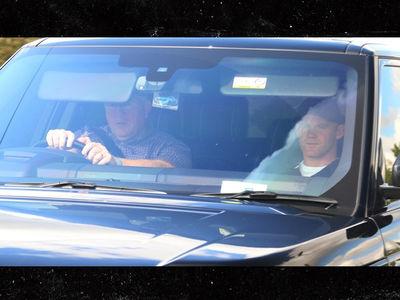 Wayne Rooney: No Driver's License? No Problem! I Got Chauffeur Money!