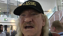 Eagles' Joe Walsh says I'm Not THAT Joe Walsh, I Pay My Child Support!!!