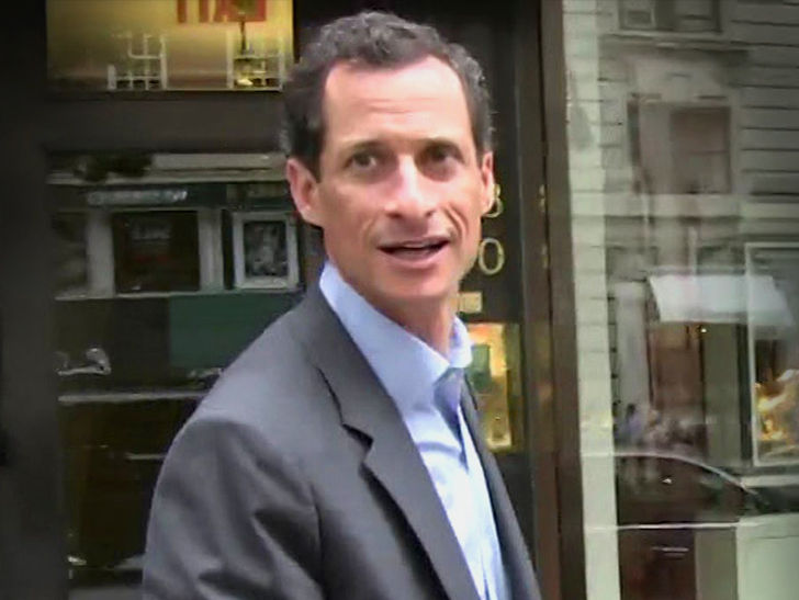 Anthony Weiner, Prosecutors Want Him Locked Up in Prison for 27 Months