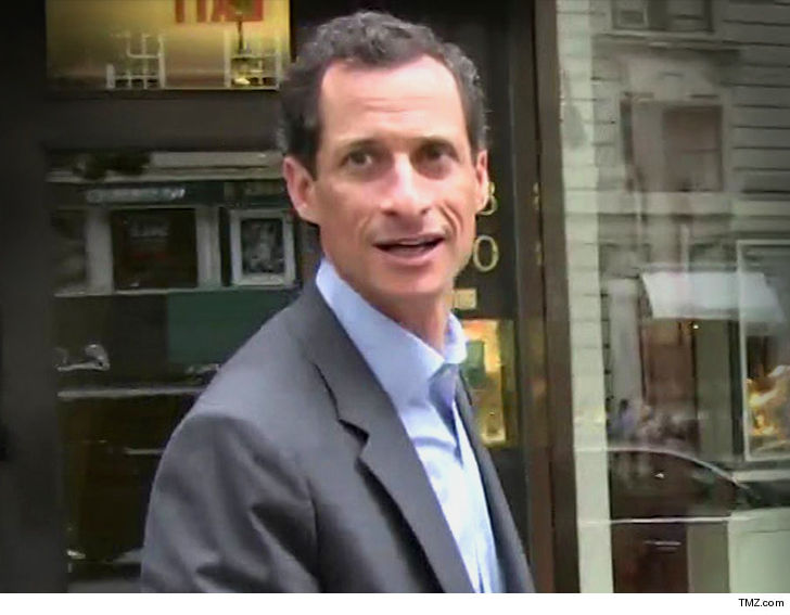 Feds Recommend About 2 Years For Weiner In Sexting Case