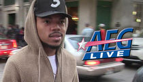 Chance the Rapper Fan Sues AEG Live for Backstage Trip
