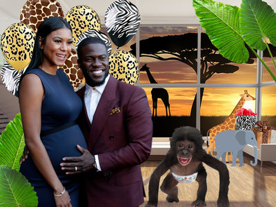 Kevin Hart and Eniko Parrish Hosting $118k Baby Shower with Sex, Extortion Scandal Looming