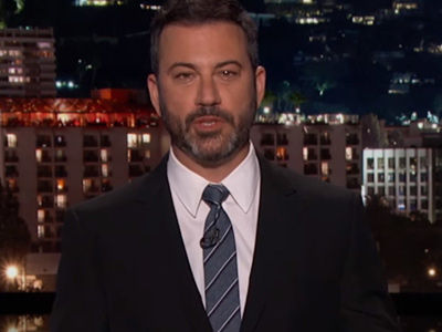 Jimmy Kimmel UNLOADS on Senator Over Health Care -- Watch Him GO IN!