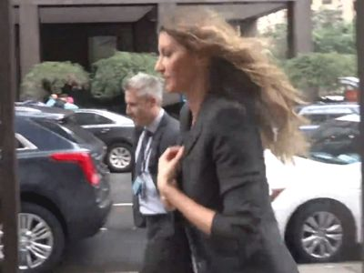 Gisele Speed Walks Away from Tom Brady, Ivanka Trump Questions Heading to UN Meeting