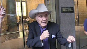 Jake LaMotta Dead, Real-Life 'Raging Bull' Boxer -- The Last Time We Saw Him [2013]