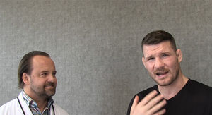 Michael Bisping Gets Major Mouth Reconstruction,…