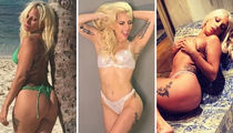A-YO Peep These Hot Shots Of Lady Gaga -- Sexiness Is Born This Way