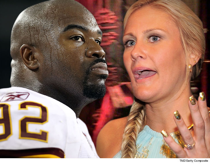 Albert Haynesworth Has A Message For ALL REAL Women