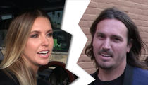 Audrina Patridge Files for Divorce, Files for Restraining Order Against Husband
