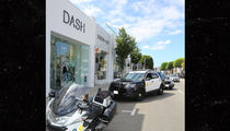 Kardashian Dash Store Employee Held at Gunpoint by Woman